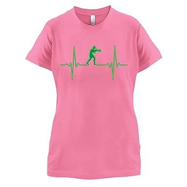 Heartbeat Boxing - Damen T-Shirt - Azalee - S