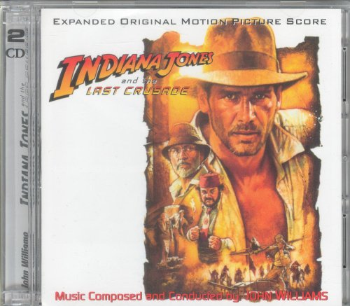 Indiana Jones and the Last Crusade, expanded two-CD set