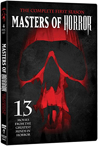 Masters of Horror: The Complete First (Horror Master)