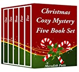 #10: Christmas Cozy Mystery Five Book Set