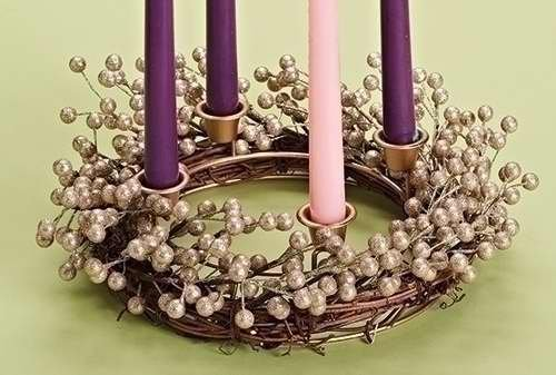 Advent Wreath - Advent Calendars for Kids