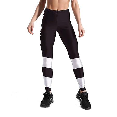 Leggins Desportivos Pantalones Yoga, Pantalones de Pilates ...