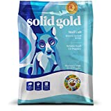 Solid Gold Wolf Cub Bison & Oatmeal Recipe for Large Breed Puppies; Natural, Holistic Whole Grain Dry Puppy Food; 24 lb