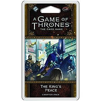 Amazon.com: Un Juego de cartas Juego De Tronos LCG – Segunda ...