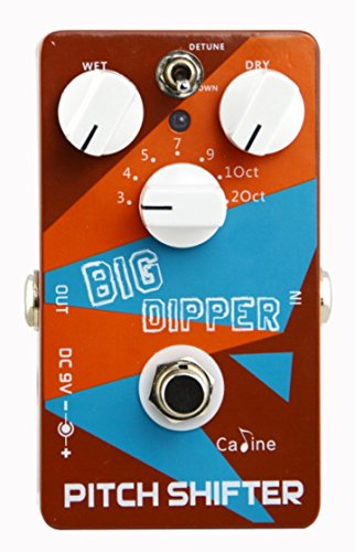 Caline CP-36, Big Dipper Pitch Shifter Guitar Effects Pedal ()