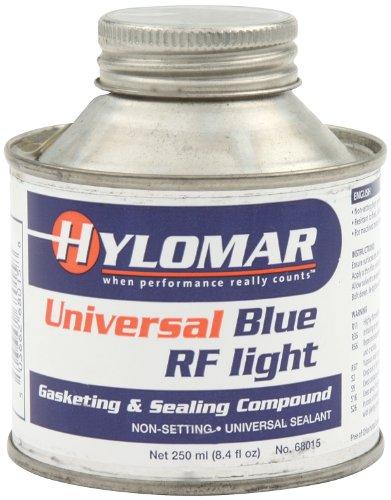 Valco Cincinnati 710XX260 71260 Hylomar Compound Blue Medium Sealant - 250 ml Brush-Top Can
