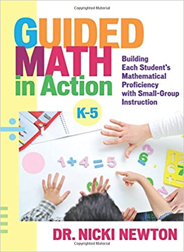 Amazon guided math in action building each students amazon guided math in action building each students mathematical proficiency with small group instruction 9781596672352 nicki newton books fandeluxe Image collections