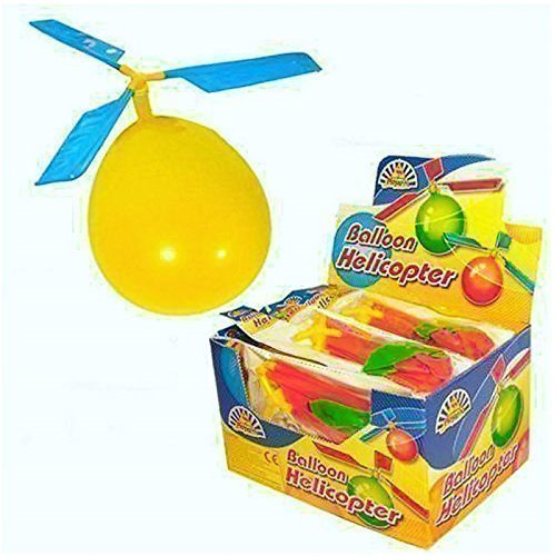 BALLOON HELICOPTER X 6