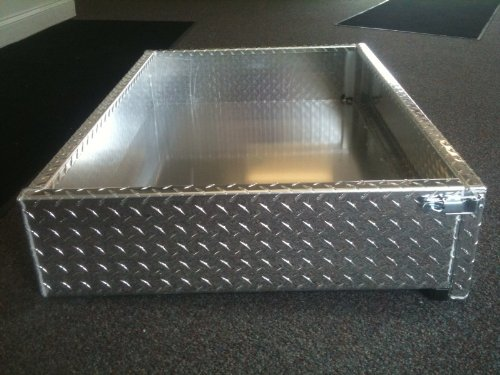 EZGO TXT Golf Cart Aluminum Cargo Box Utility Bed