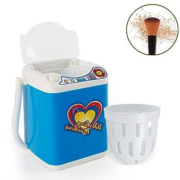 CHUANGE Beauty Blender Lavadora deshidratación Mini cepillo de ...