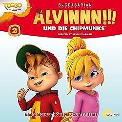 Gemeinsam sind wir stark (Alvin und die Chipmunks - Hörspiel 2)