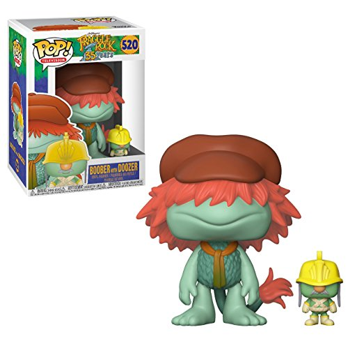 Funko-Pop-Television-Fraggle-Rock-Boober-with-Doozer-Collectible-Toy