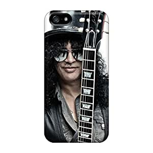 Protector Hard Phone Case For Iphone 5/5s (fJi17633oghj) Unique Design Beautiful Green Day Pictures