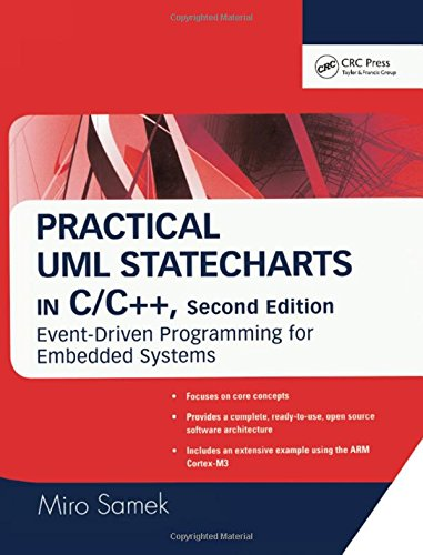 Practical Uml Statecharts in C/C++: Event-driven Programming for Embedded Systems by CRC Pr I Llc