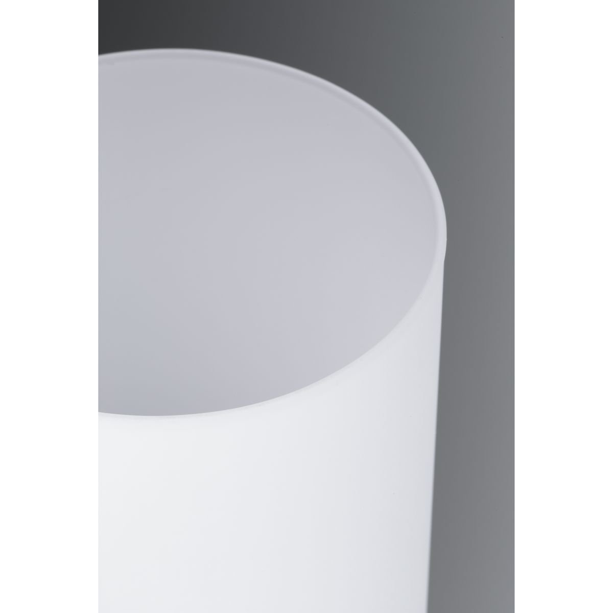 Progress Lighting P2159-09 Contemporary/Soft 3-100W Med Bath Bracket, Brushed Nickel by Progress Lighting (Image #4)