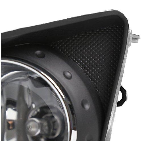 Spec-D Tuning LF-COR07OEM Clear Fog Light