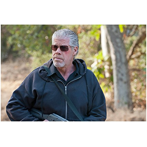 Sons of Anarchy Ron Perlman as Clarence