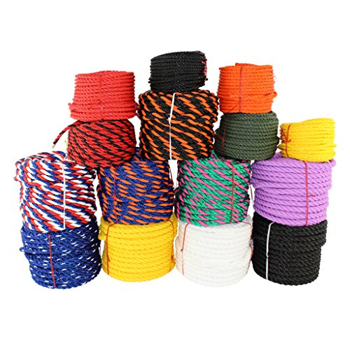 SGT KNOTS Twisted Polypropylene Rope 1/4