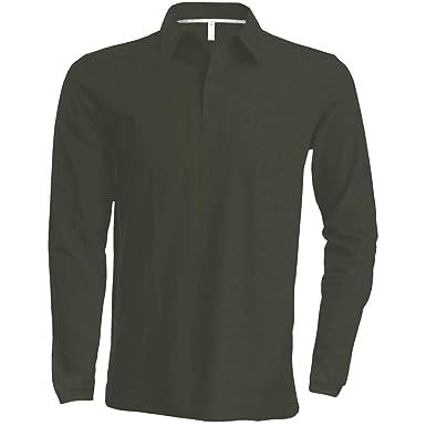 Kariban Herren Poloshirt Gr. XXX-Large, braun