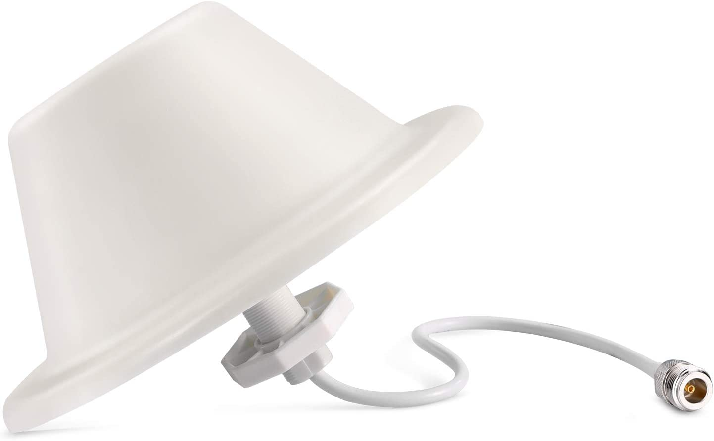 High Performance Wide Band Dome Ceiling Antenna 4G LTE for Mobile Signal Booster Repeater