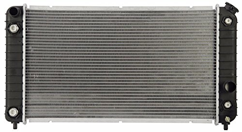 (Sunbelt Radiator For Chevrolet S10 GMC Sonoma 1826 Drop in Fitment)