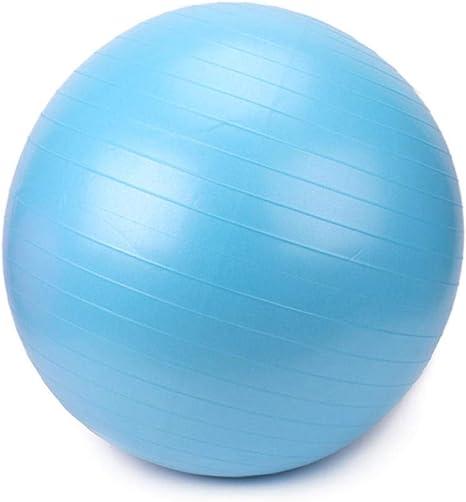 Ssery Pelota de Gimnasia Anti-estalló Bola Suiza 65 cm Bola de ...