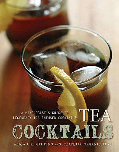Tea Cocktail - 4