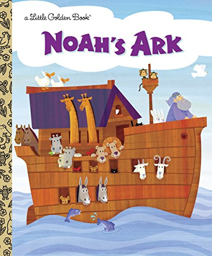 Noah's Ark (Little Golden ()