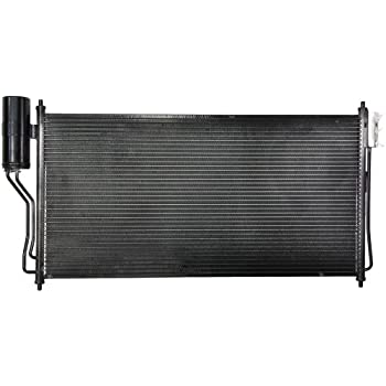 TYC 3968 A//C Condenser Assembly for Nissan Juke 2011-2016 Models