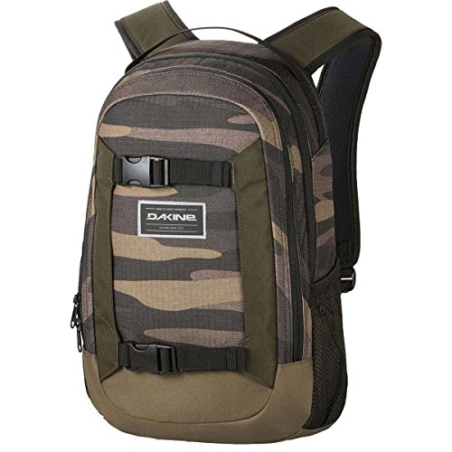 - Dakine Youth Mission Mini Backpack, Field Camo