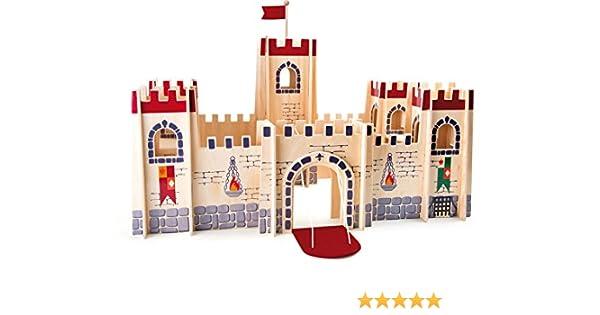 Small Foot 4776 castillo Classic Caballero y aguda juguete , color/modelo surtido: Amazon.es: Juguetes y juegos