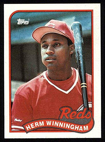 1989-topps-366-herm-winningham-cincinnati-reds-baseball-card-deans-cards-8-nm-mt-reds