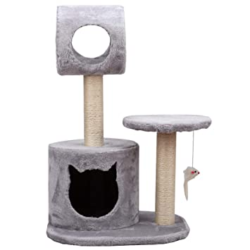 AB pet nest Mascota Nido Parque de Gatos Simple y Estable sisal Gato Grande Gato Gato