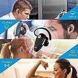 Bluetooth Headset, Kendir V5.0 Ultralight Wireless