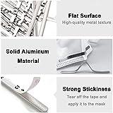 Aluminum Metal Nose Bridge Strips 50pcs+Nose Pad
