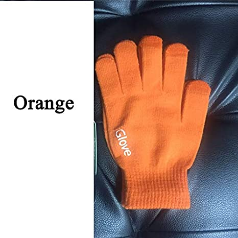 ZFGHN Invierno Guantes Gloves Touch Screen Touch Phone Smartphone Colorful Way Men and Women Gift Driving Gloves Winter Warm Gloves: Amazon.es: Deportes y aire libre