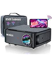 WiMius 7500 L Projektor wideo, Full HD 1080P, WiFi, Bluetooth, 4K