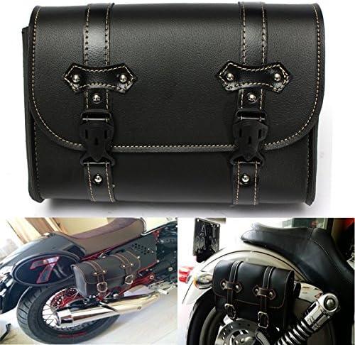 JenNiFer Borsa per Moto da Sella in Pelle Custodia per Harley Davidson