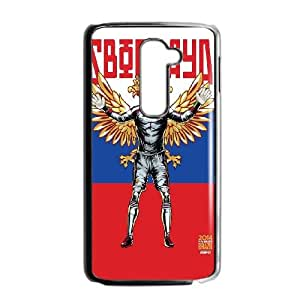 LG G2 Cell Phone Case Black WorldCup Russia Ifspg