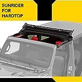 Bestop Black Sunrider for Hardtop