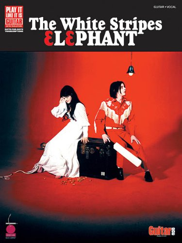 The White Stripes - Elephant (Play It Like It Is) (White Stripes Band)