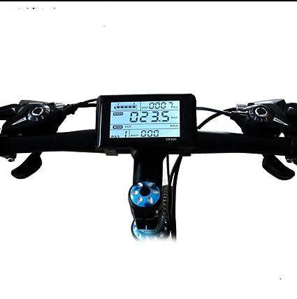 Amazon com : 72V SW900 LCD Display used for E-bike Kit