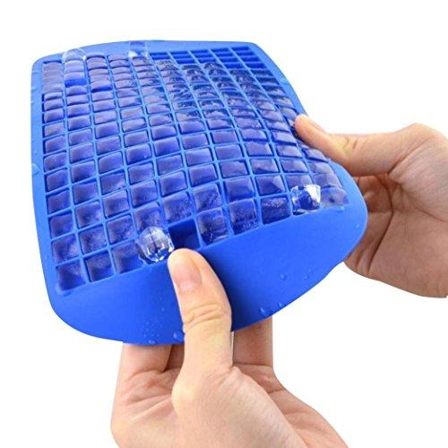 Dolloress 160 Ice Cubes 1cmx1cmx1cm 2 Colors Optional Frozen