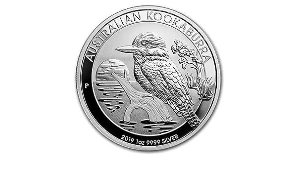 Australia $ 1 Kookaburra 2005 1 oz .999 Silver Coin