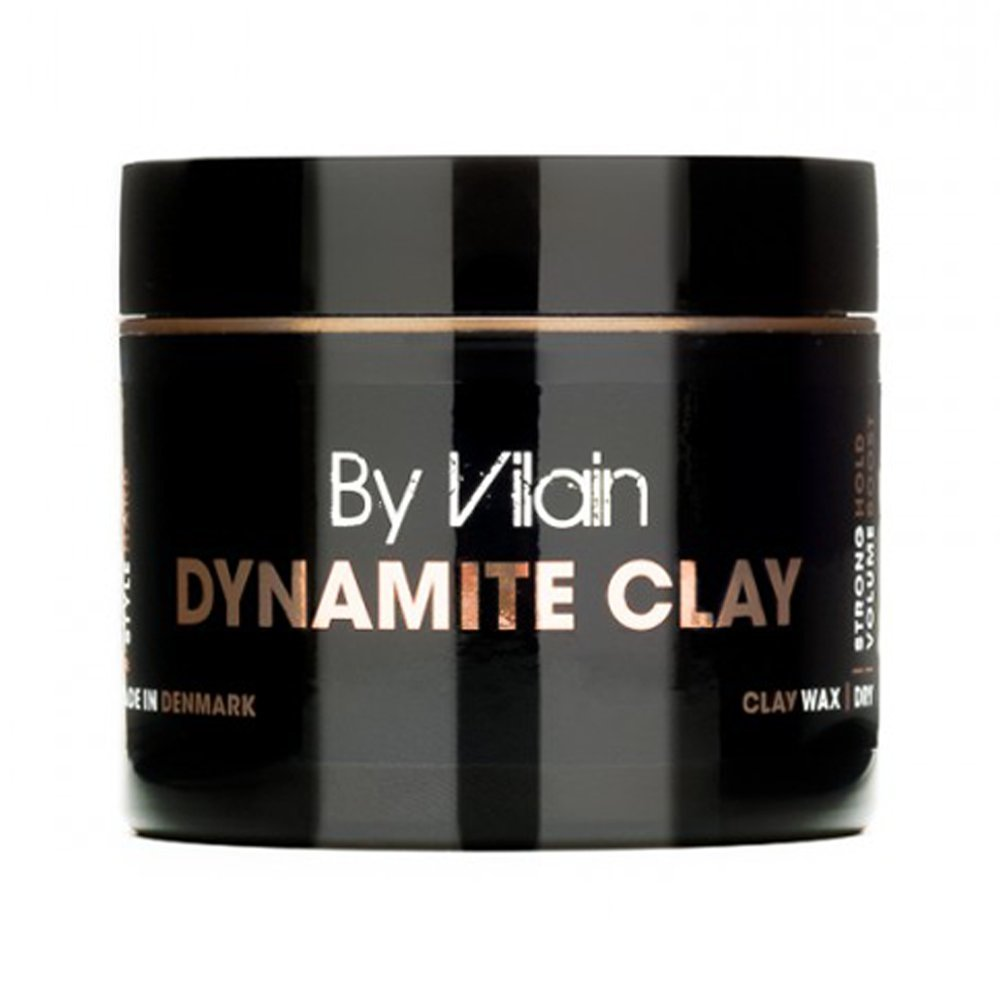 By Vilain Dynamite Professional Hair Styling Clay 2.2oz by By Vilain
