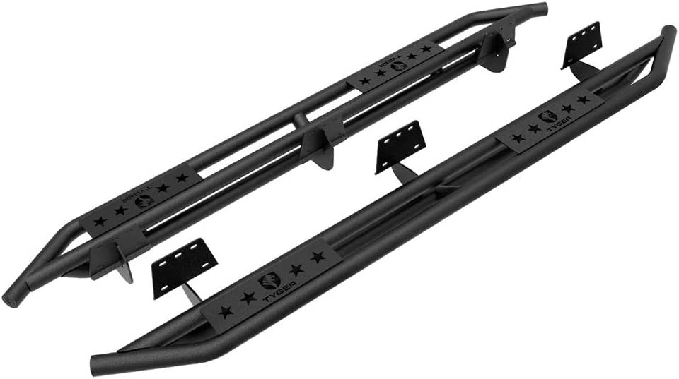 Tyger Auto TG-AM2D20608 Running Boards for ram 1500