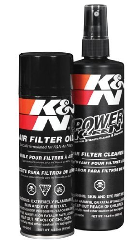 C2 C3 C4 C5 C6 C7 Corvette 1963-2014+ K&N Aerosol Recharger Filter Care Service Kit