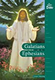 img - for Galatians, Ephesians (The People's Bible) book / textbook / text book