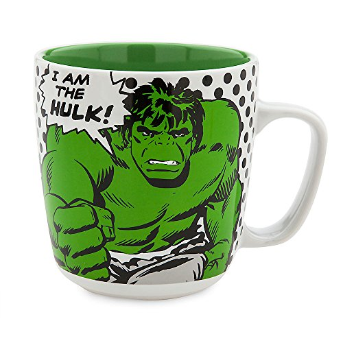 Marvel Hulk Comic Book Mug ()