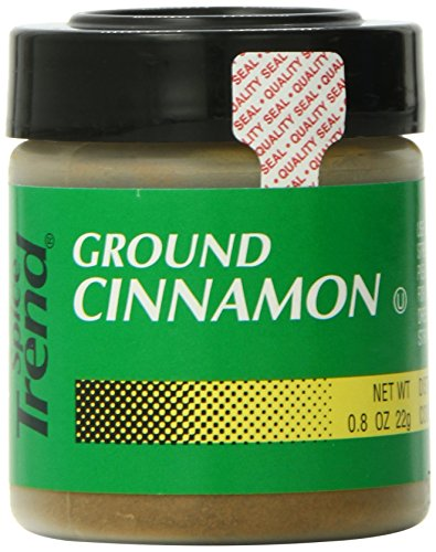 Spice Trend Cinnamon, Ground, 0.8-Ounce (Pack of 6)
